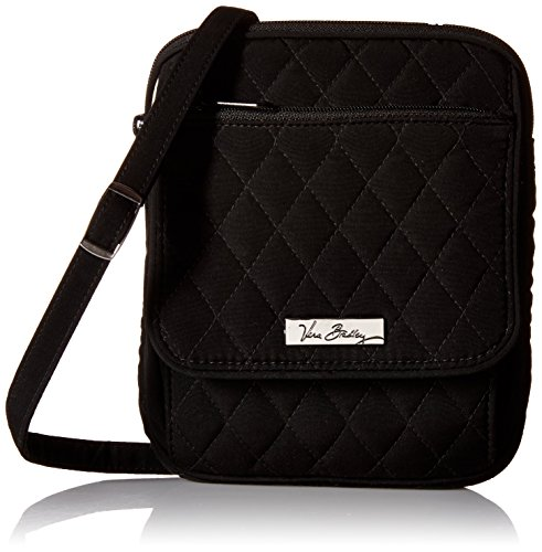 Vera Bradley Mini Hipster Cross Body/Shoulder Bag in Classic Black