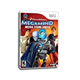 New Thq Dreamworks Megamind Ultimate Showdown Action/Adventure Game Complete Product Standard Wii