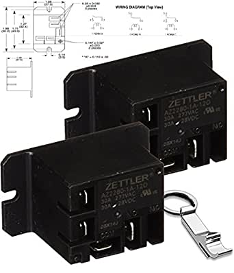 Amazon.com: American Zettler Power Relay for Atwood 93849