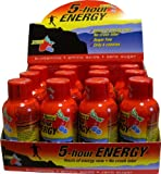 5-Hour Energy –  Berry 1.93-Ounce Packages (Pack of 12) image