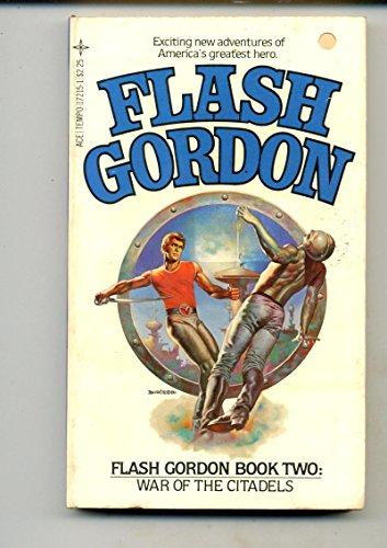 Flash Gordon Book Two: War of the Citadels 1980
