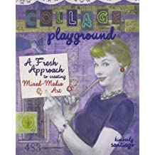 Collage Playground: A Fresh Approach to Creating Mixed-Media Art