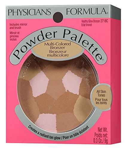 Physicians Formula Powder Palette Color Corrective Powders Healthy Glow Bronzer 0.3 Ounce
