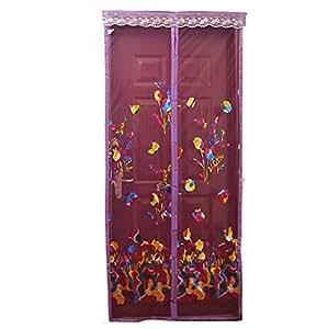 Amazon Com Hp95 Tm Magnetic Screen Door Swinging Doors