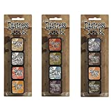 Ranger Tim Holtz Distress Mini Ink Pad Bundle: Kits 7, 8 and 9