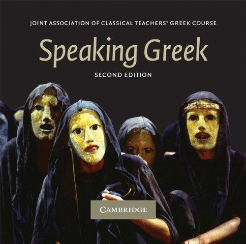 Reading Cd - Speaking Greek 2 Audio CD set (Reading Greek)