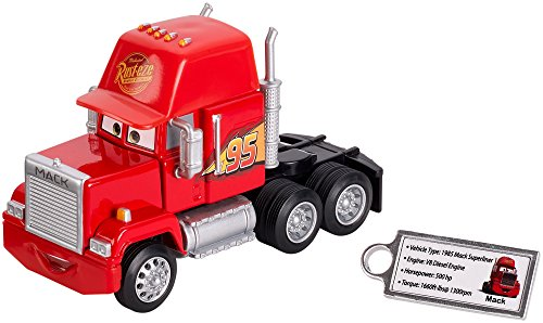 - Disney Pixar Cars 3 Precision Series Mack Vehicle