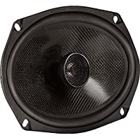 Memphis Audio 15-MCX692 6 x 9 60W RMS MCX Series Coaxial Speakers 15MCX692