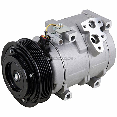 Brand New Premium Quality AC Compressor & A/C Clutch For Toyota Sienna - BuyAutoParts 60-01652NA New