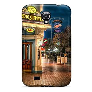 For DaMMeke Galaxy Protective Case, High Quality For Galaxy S4 Street Skin Case Cover