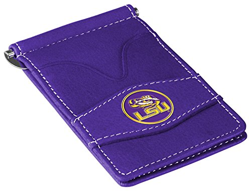 NCAA LSU Tigers Players Wallet - - Card Credit Ncaa Tigers