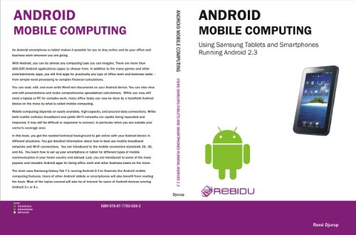 Android Mobile Computing Using Samsung Tablets and Smartphones Running Android 2.3 Reader