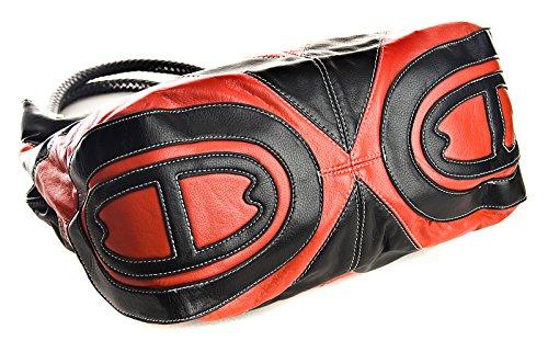 ll487 Bandoulière Cadeau Et Boutique Cuir Bouton Emballage Simili Sac Poussière Avec Red Trendy Gros Design À WIUwHqxSgZ