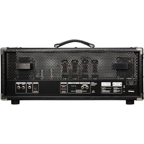 Bugera 6262 Infinium Ultimate Rock Tone 120W 2-Channel Tube Amplifier Head with Reverb and Infinium Tube Life Multiplier by BUGERA