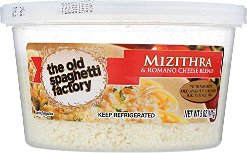 The Old Spaghetti Factory (NOT A CASE) Mizithra & Romano Cheese Blend