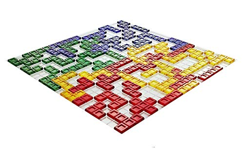 Mattel Blokus Replacement Pieces - ONLY fits Blokus Game Model BJV44 (1/2