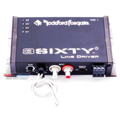 Rockford Fosgate - RF-BLD - Pre-Amps & Line ()