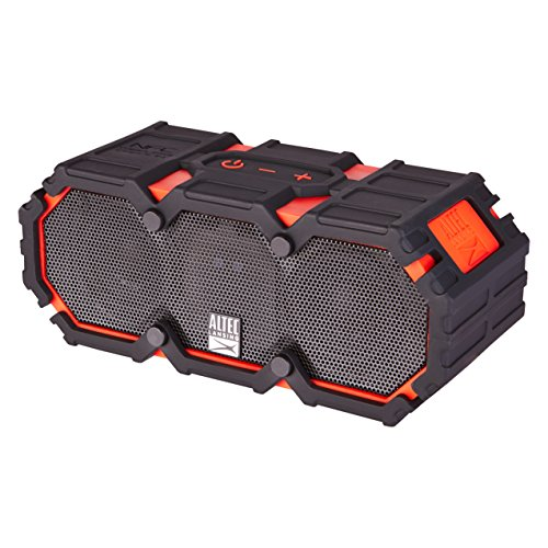 Altec Lansing iMW575 Life Jacket Bluetooth Speaker Waterproo