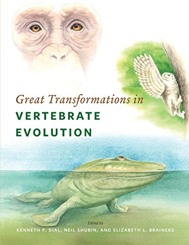 Great Transformations in Vertebrate Evolution (Tapa Blanda)