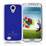Samsung Galaxy S4 Kate Spade White 038 screen phone case sweet and beautiful design