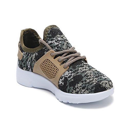Sneakers kaki per unisex Hawkwell t1bLT
