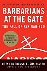 Barbarians at the Gate: The Fall of RJR Nabisco Paperback