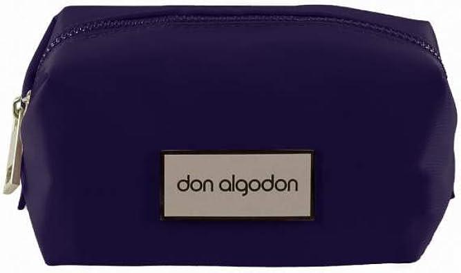 DON ALGODÓN Urban, Bolsa de viaje neceser mujer, 13x7x5 cm: Amazon.es: Zapatos y complementos