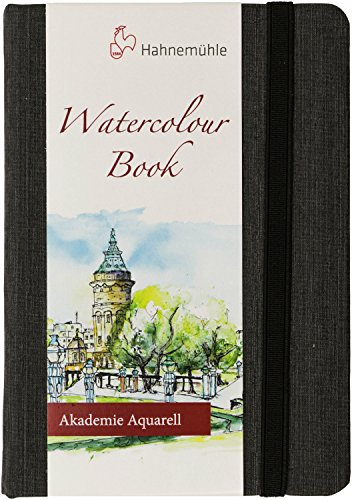 (Hahnemuhle Watercolor Book A6 (5.8x4.1 inches) 200gsm Portrait )