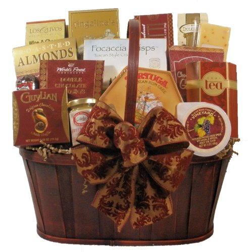 Delight Expressions™ Thinking of You Gourmet Food Gift Basket (Large) - A Great Gift Idea! (Great Delivery Gifts)