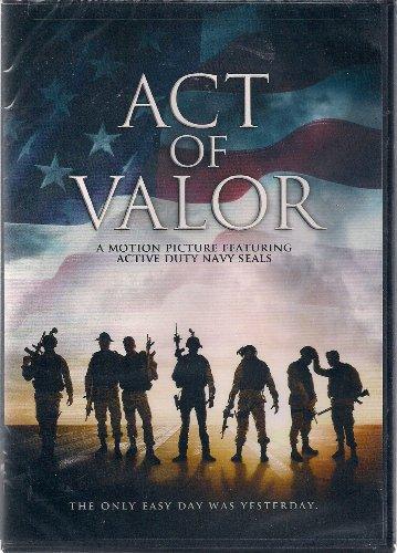 ACT OF VALOR BLU-RAY SINGLE DISC [Blu-ray] [Blu-ray] [Blu-ray] (Act Of Valor Bluray)
