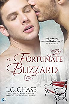 A Fortunate Blizzard by [Chase, L.C.]