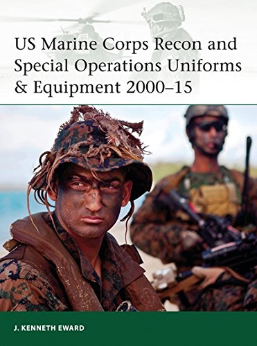 Special Operations Uniforms - US Marine Corps Recon and Special Operations Uniforms & Equipment 2000-15 (Elite)