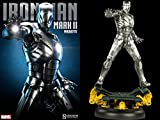 Sideshow Marvel Iron Man Mark II 2 1 4 Scale Statue