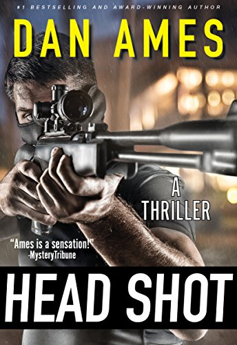 10 Woven Mm Edge - Head Shot (A Thriller): A Crime and Suspense Thriller (The Ames Standalone Thrillers Collection Book 1)