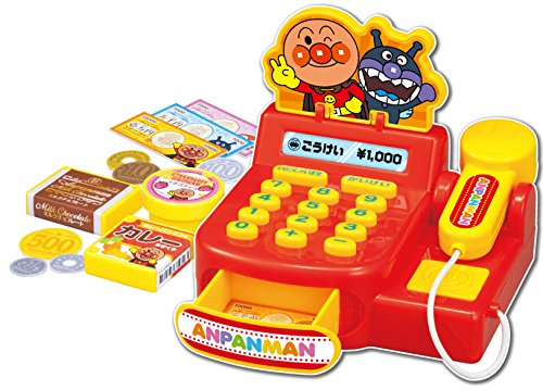 (Anpanman New! Anpanman mini register)