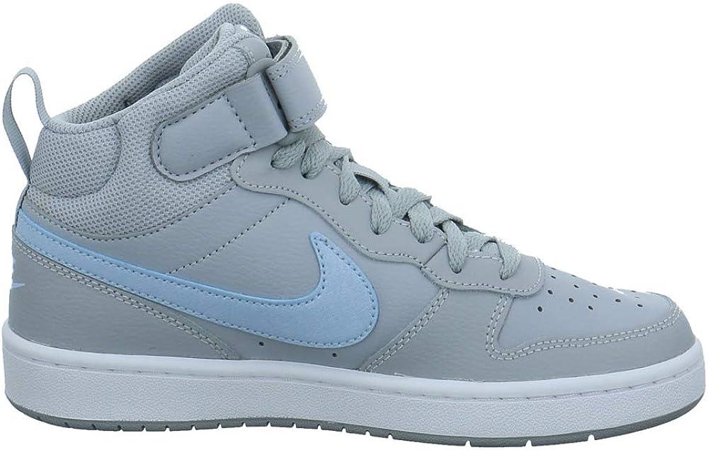 Chaussure de Piste dathl/étisme Mixte Adulte Nike Court Borough Mid 2 EP GS