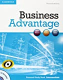 Business Advantage Intermediate Personal Study Book with Audio CD, Marjorie Rosenberg, 1107692644