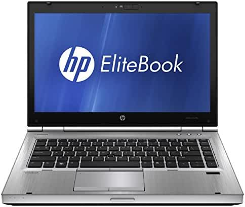 HP Elitebook 8470p Laptop WEBCAM - Core i5 2.6ghz - 8GB DDR3 - 500GB HDD - DVD - Windows 10 64bit - (Certified Refurbish)