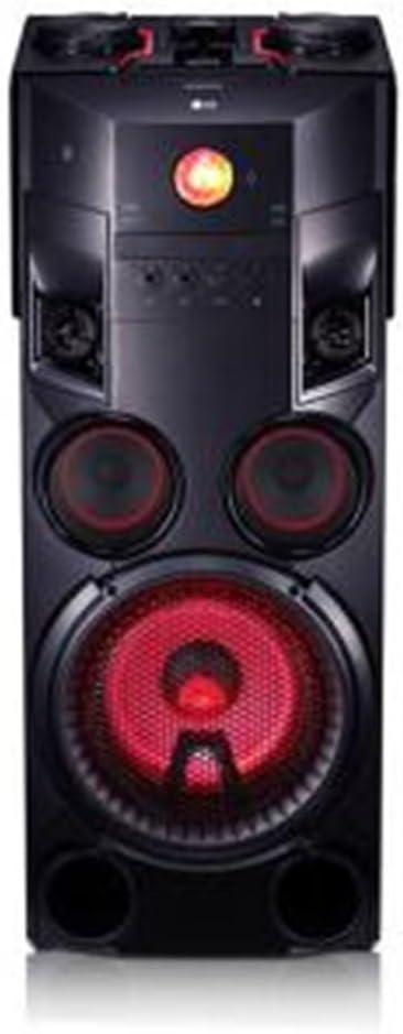 LG OM7560 - One Body Mini (1000 W, con Bluetooth 4.0 y 2 Puertos ...