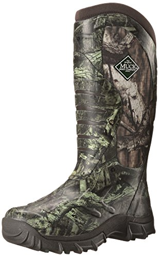 Muck Boot Company Pursuit Stealth Fleece Hunting Boots Mossy Oak Infinity