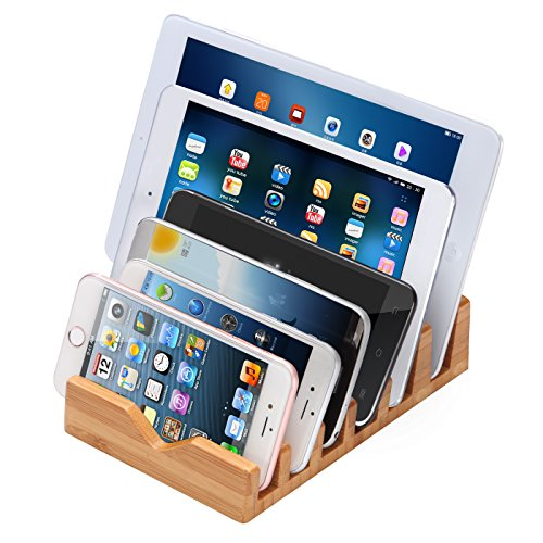 iCozzier Charging Station Organizer Smartphones