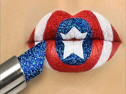 8 Do It Your Own Weird Makeup Ideas Avengers Makeup Tutorial -