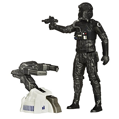 Star Wars Fighter Pilot (Star Wars The Force Awakens 3.75-Inch Figure Space Mission First Order TIE Fighter)