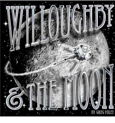 Willoughby & the Moon (Hardback) - Common -