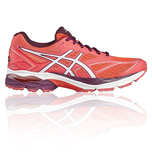 Shoes Running 5 Pulse Asics Gel WoMen 8 9 Pink Blue UK Xx6f4Sq
