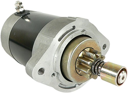 DB Electrical SHI0089 New Starter For Suzuki Marine Outboard 50Hp Dt50Ecl 1984, 60Hp Dt60Cl 1983 1984, 75Hp Td75Tcl 1983-1987, 85Hp Dt85Tcl Dt85Tel 1982-1987 MOT5006N 3440 4-6414 410-44061 18-6414 ()