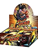 UFS Street Fighter Collectible Card Game 24 Pack Bonus Booster Box (includes 1 Promo) Universal Fighting System New 2017