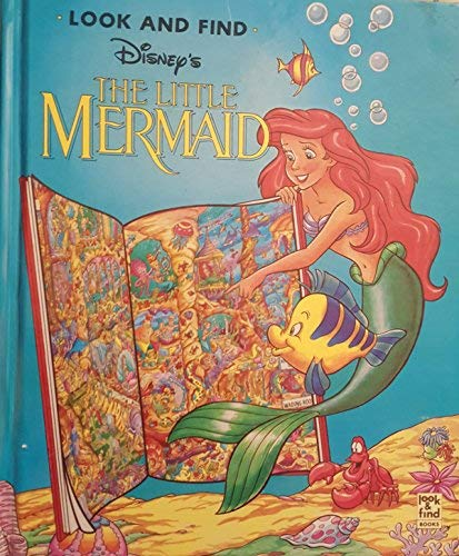 Disney's the Little Mermaid (Look and Find) ()
