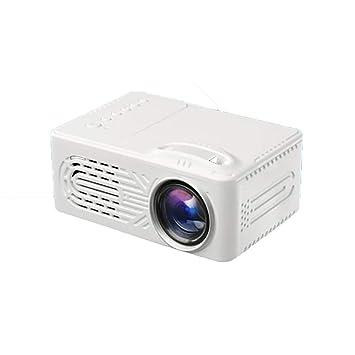 INEP Proyector, proyector con Pantalla de proyección 1080P Full HD ...