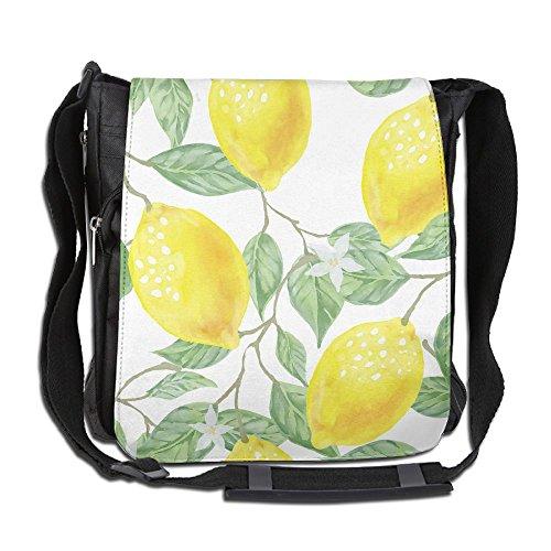 Lemons Shoulder Bag Crossbody Satchel Bag Sling Bag (Tart Satchel)